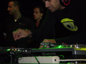 at numark dj contest 2008